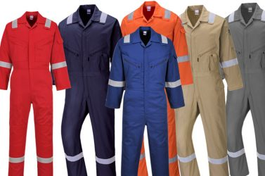 Industrial Work Wear - 001