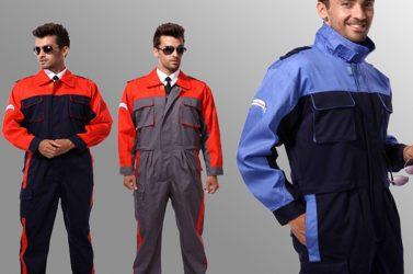 Industrial Work Wear - 003